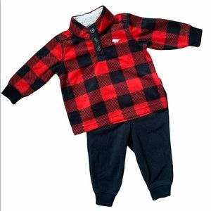 Carter's 6 months winter outfit.